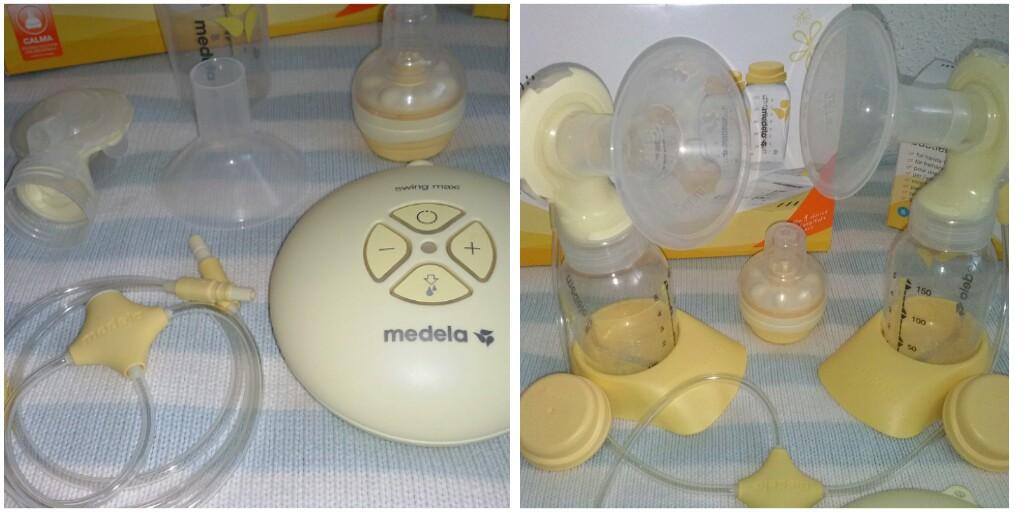 sacaleche - Pásate al doble! Extractor Swing Maxi de Medela es la leche.