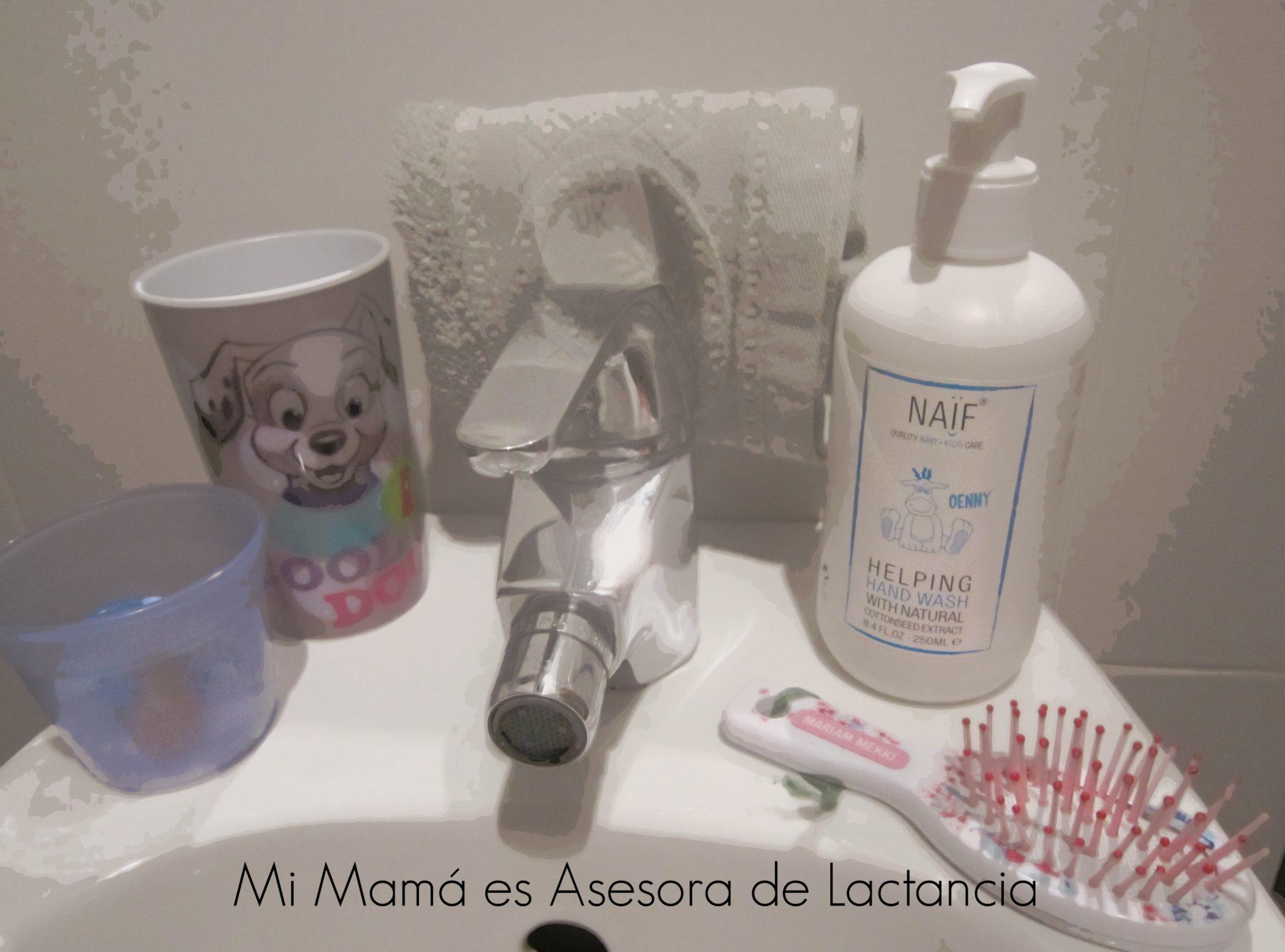 bac3b1o naif - Naïf Baby Care: cuidando la piel