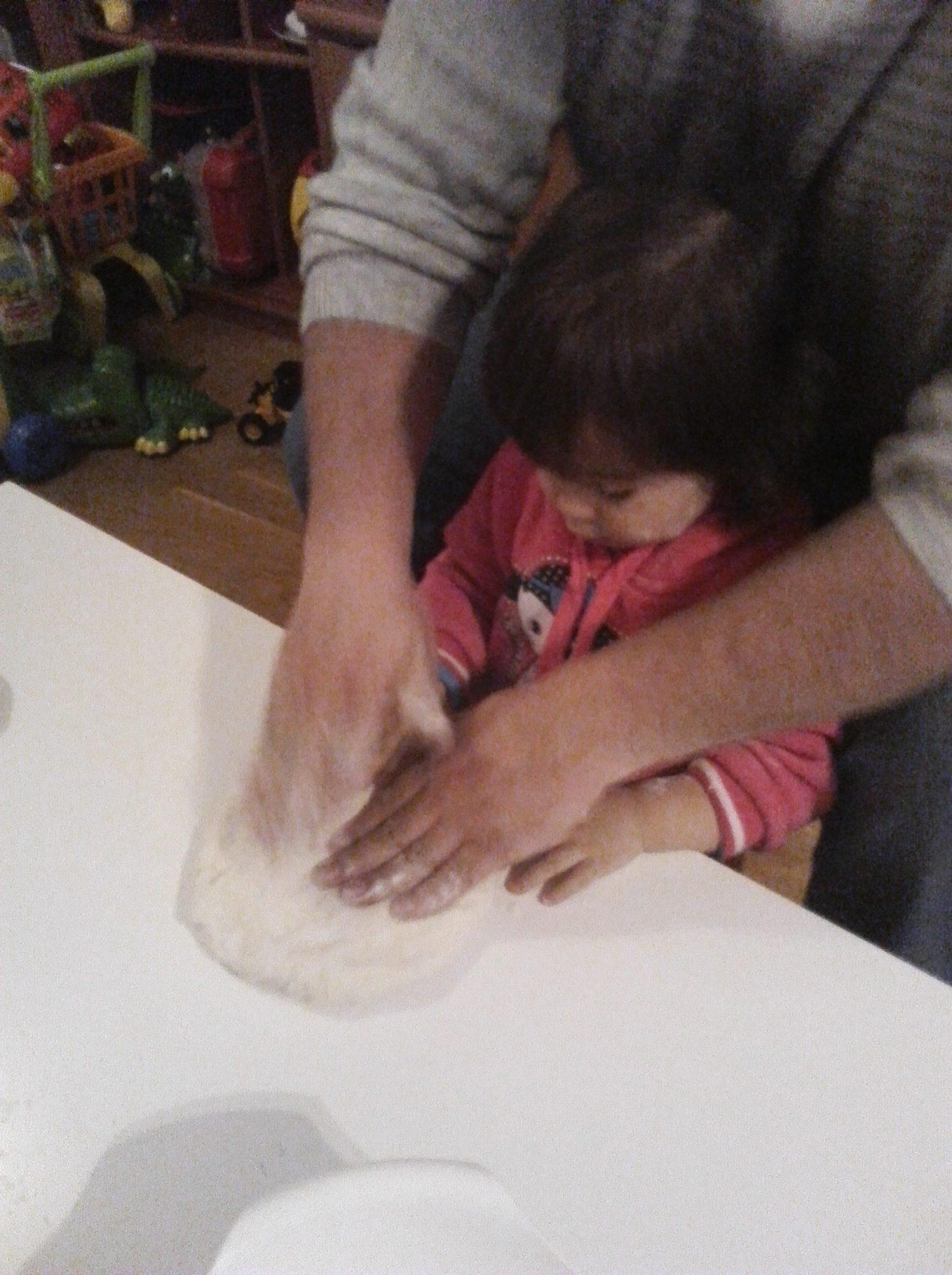IMG 20161229 WA0047 - Hacer pan de sartén con niños