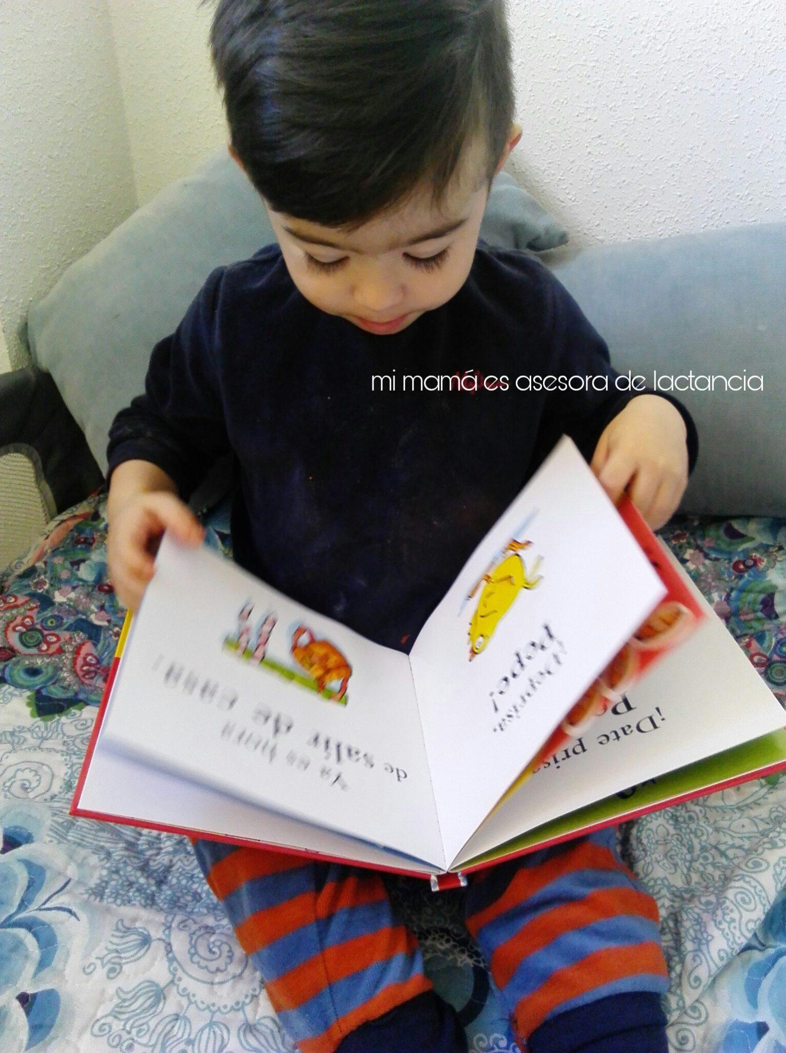 PicsArt 01 25 10.47.43 - Leemos: El Pollo Pepe va al colegio.