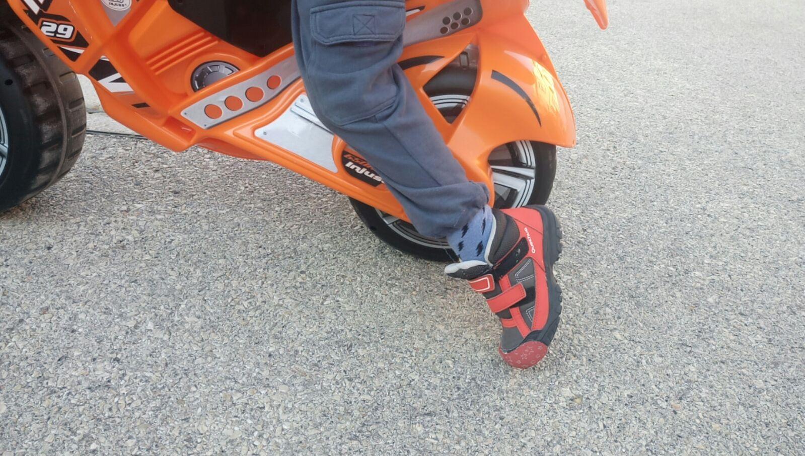 IMG 20170110 WA0031 - Punteras FootBrake. Cómo arreglar las zapatillas de tus hijos.