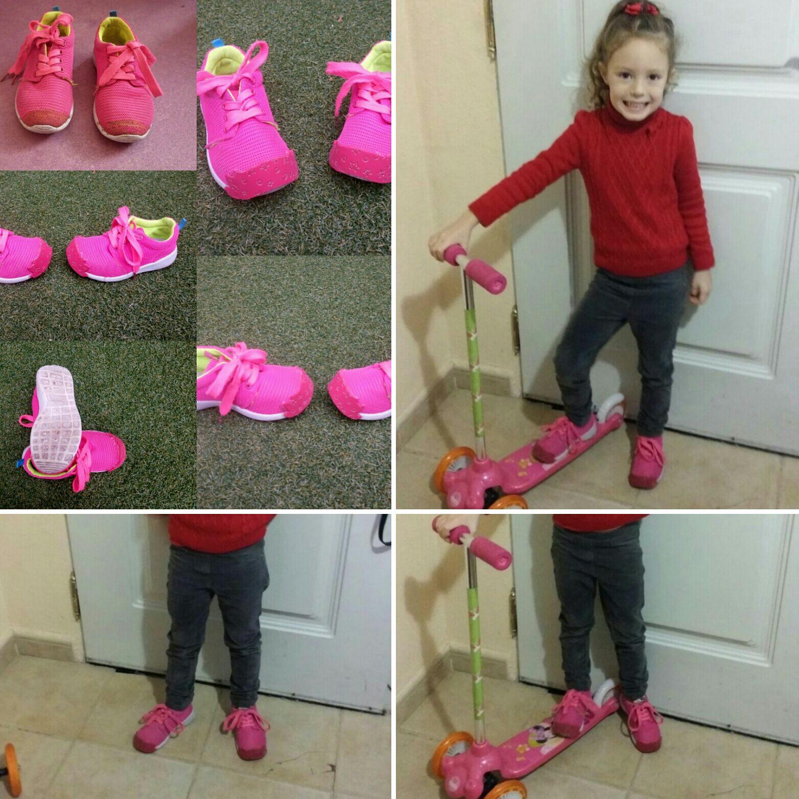 IMG 20170110 WA0032 - Punteras FootBrake. Cómo arreglar las zapatillas de tus hijos.