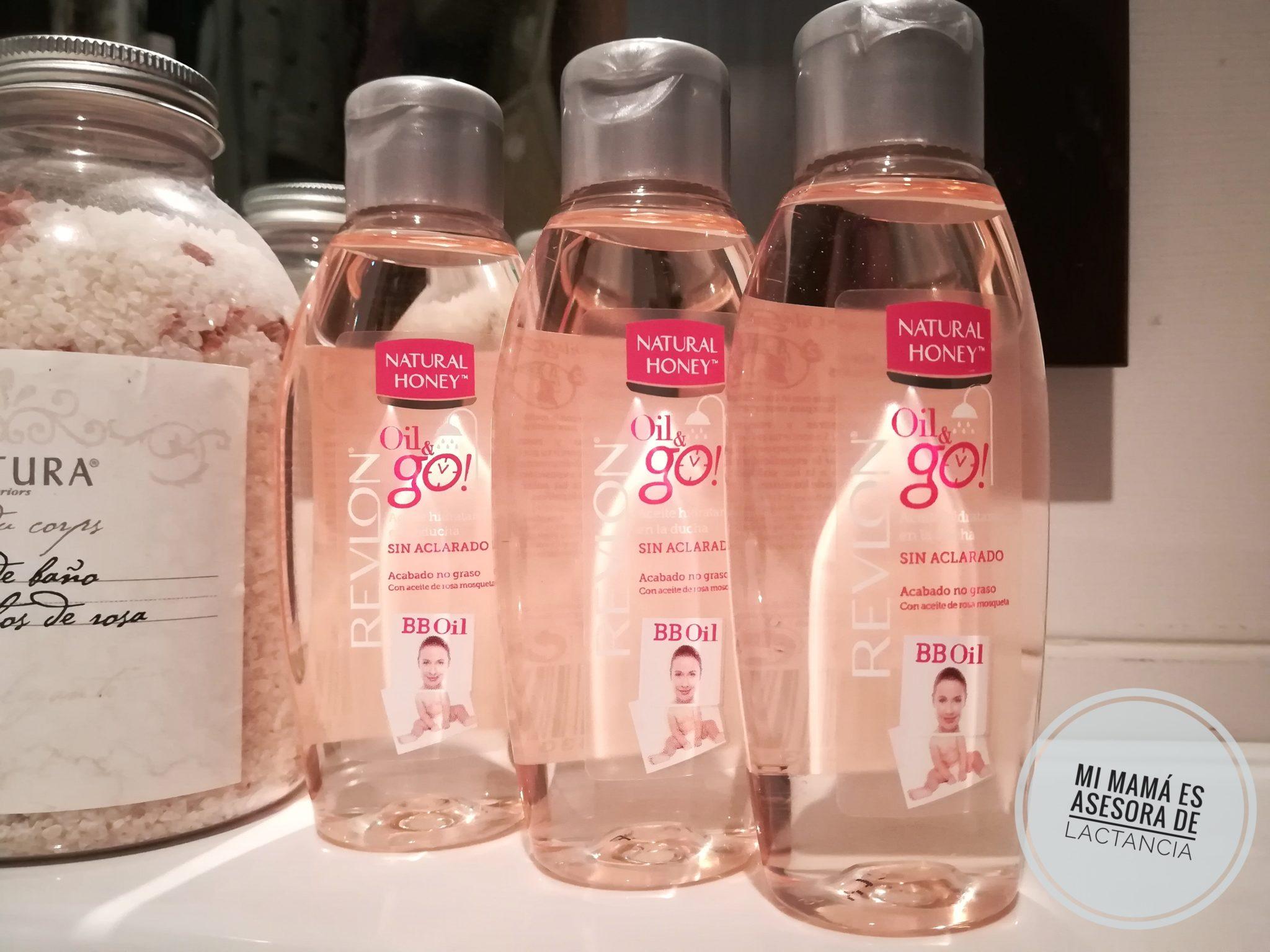 IMG 20170808 182312 01 - Probamos Oil&Go de Natural Honey