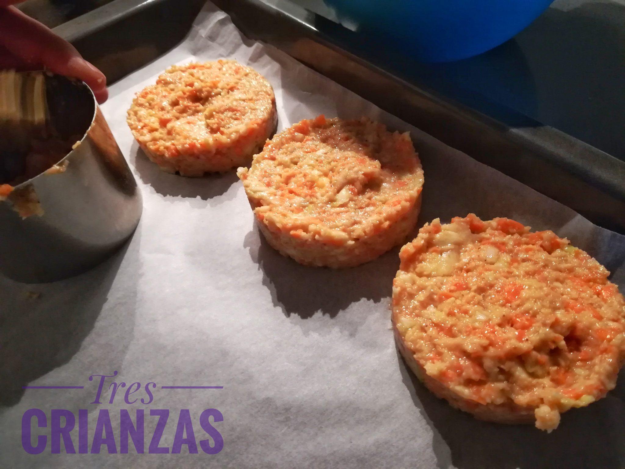 IMG 20170521 204821 01 - Hamburguesas de calabacín y zanahoria