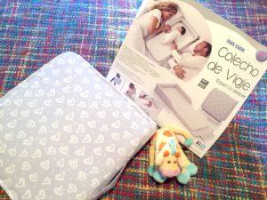 Mini cuna colecho viaje bolin bolon 300x225 - Bolin Bolon. Productos para el bebé. Con SORTEO!