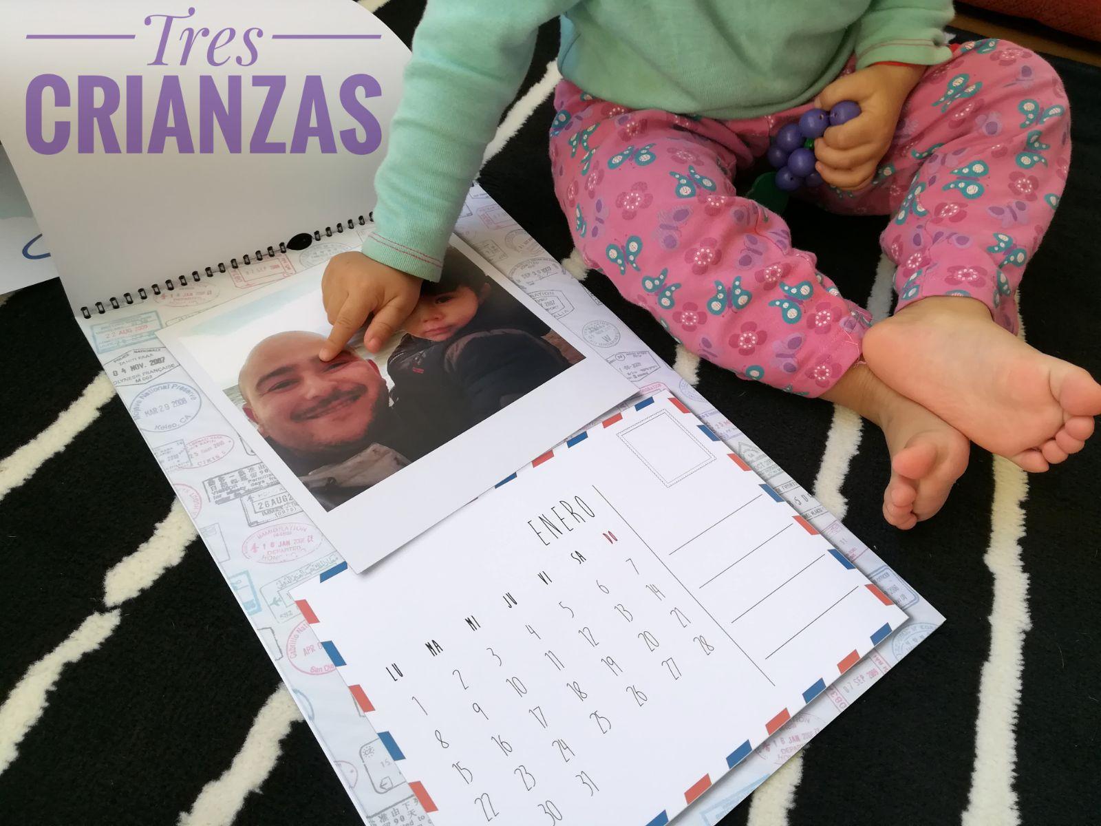 calendariopersonalizado3 - Tenemos calendario personalizado! Regalazo para papá.