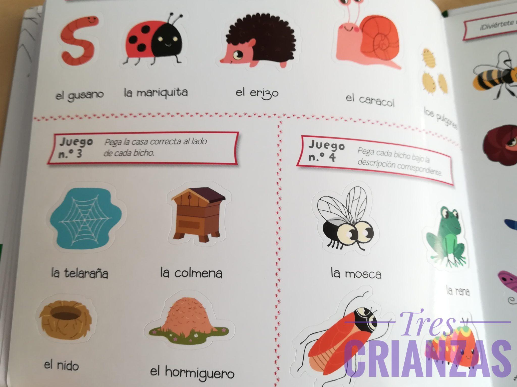 IMG 20180401 143312 01 1 - Cuentos para aprender bichos. Baby Enciclopedia Larousse.