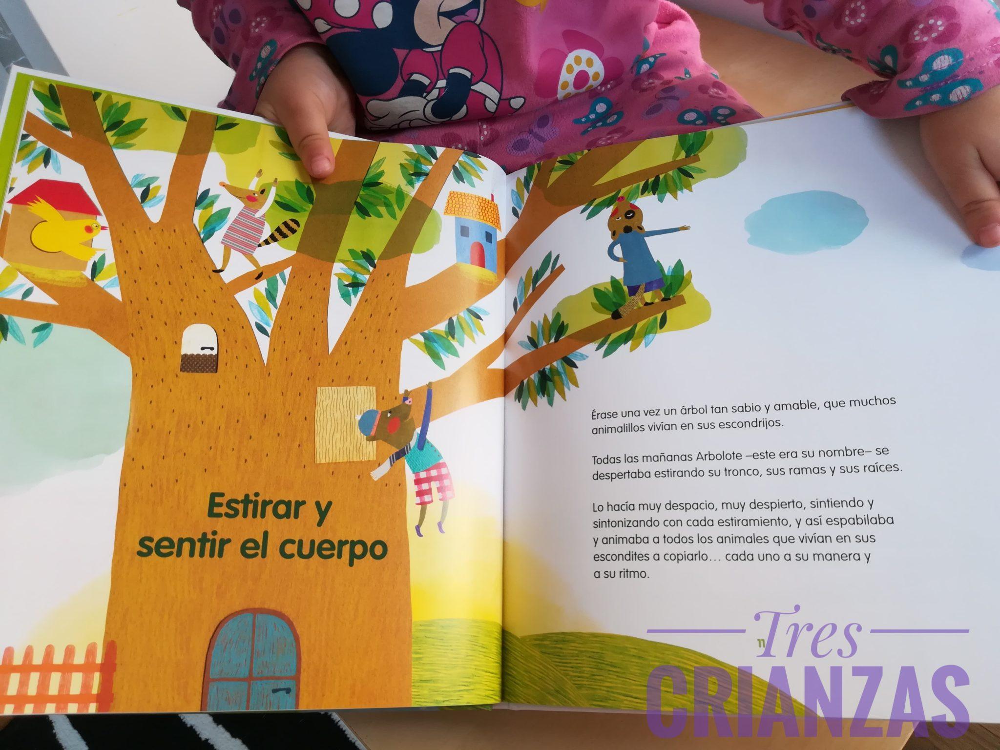 IMG 20180401 143444 01 - Mindfulness para niños con Beni y Bela meditan