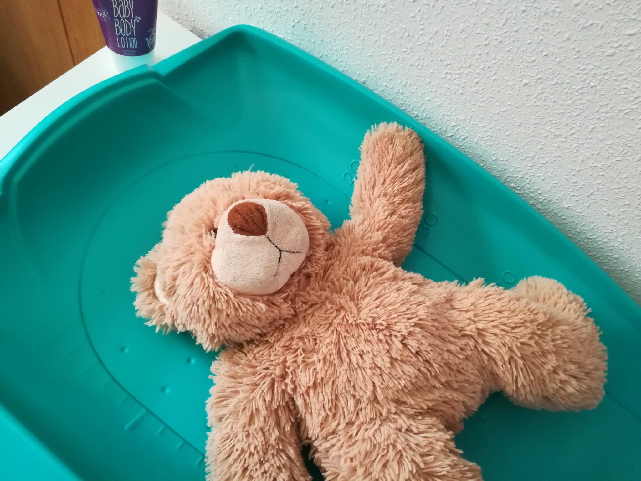 IMG 20180521 120001 - Cambiador Nannak. Preparando la llegada de mi bebé.