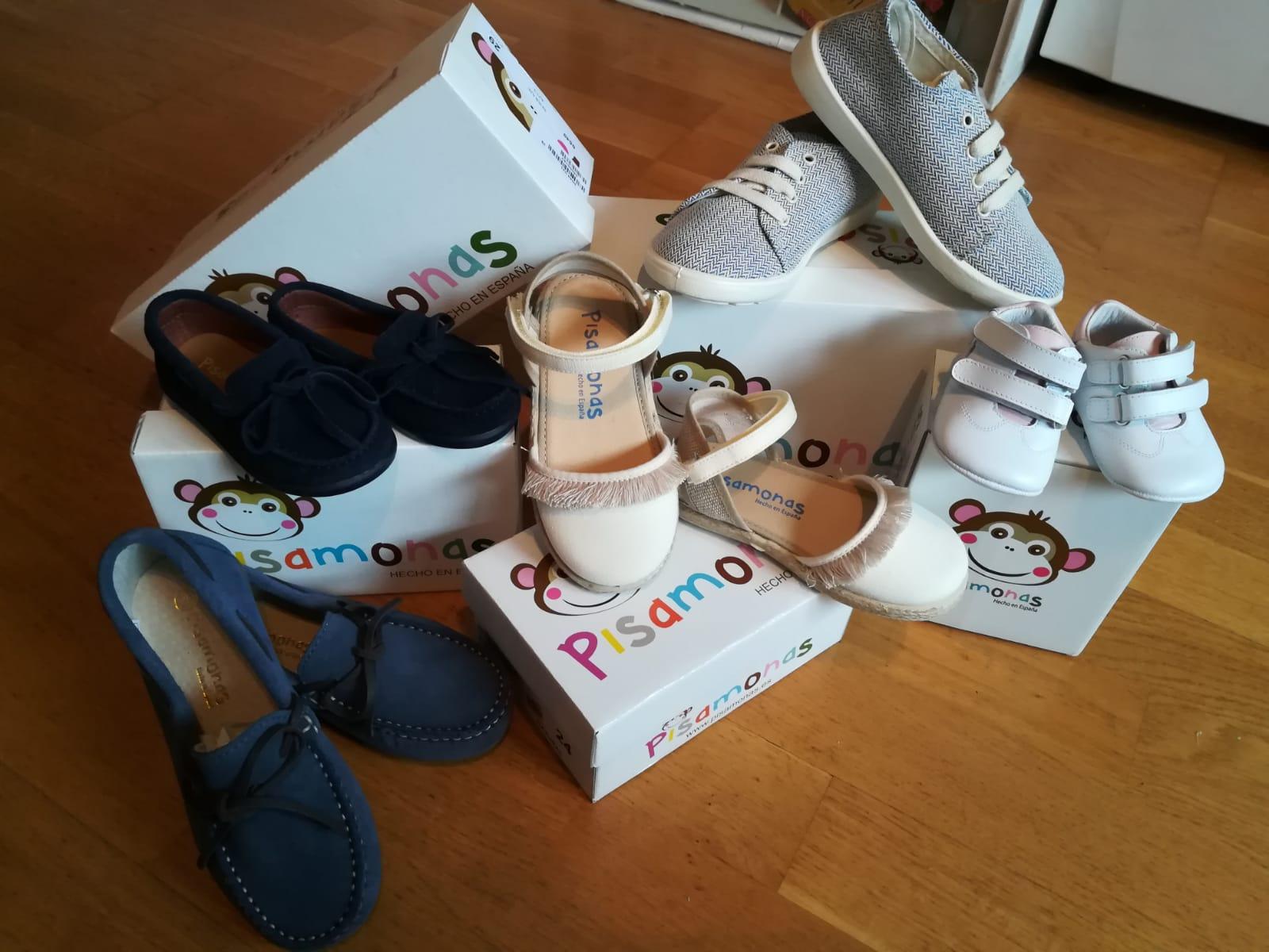 calzado infantil3 - Novedades en calzado infantil Pisamonas primavera-verano 2018