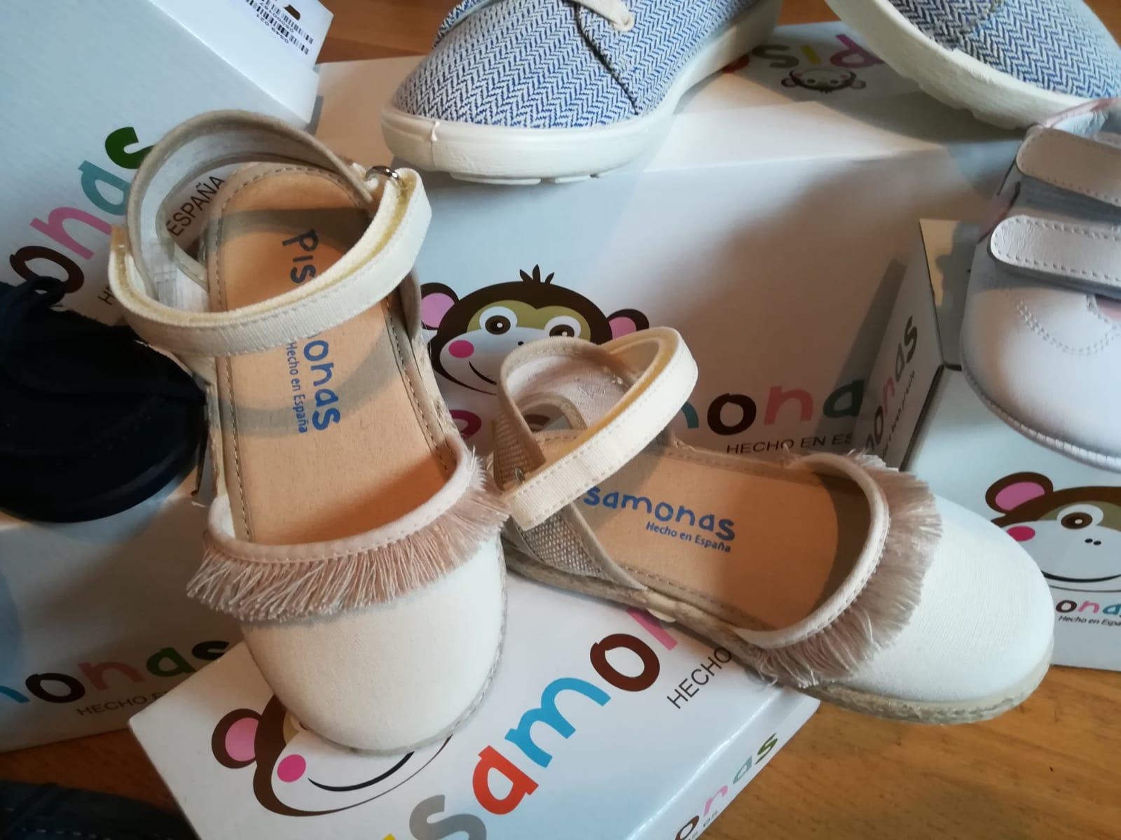 calzado infantil4 - Novedades en calzado infantil Pisamonas primavera-verano 2018