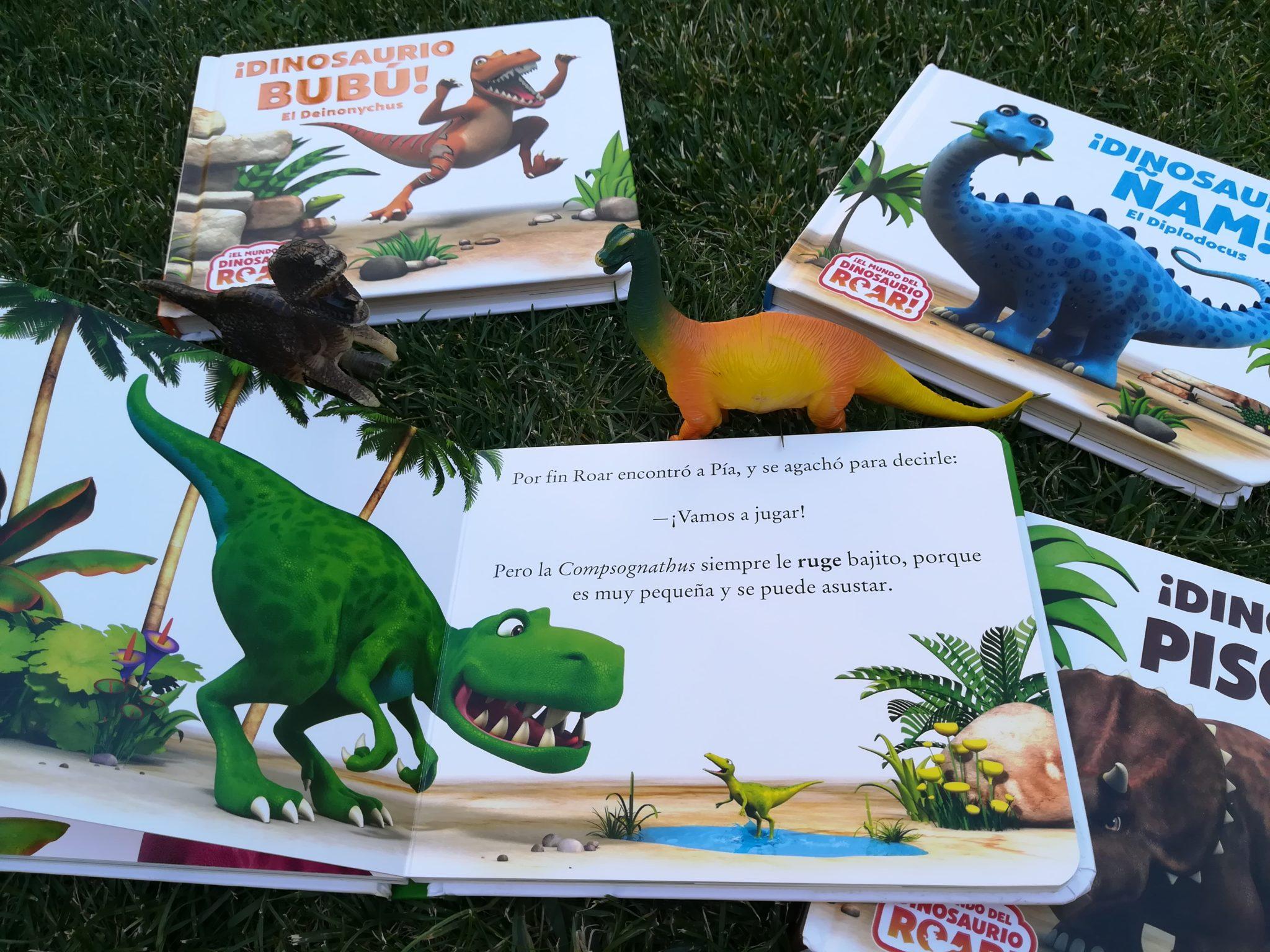 IMG 20180702 181629 - Cuentos de dinosaurios