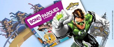 creatividad bono parques 09 - Visita Parque Warner en Madrid