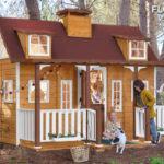 casita nic3b1os florida 150x150 - Casitas de exterior para niños, que flipe!