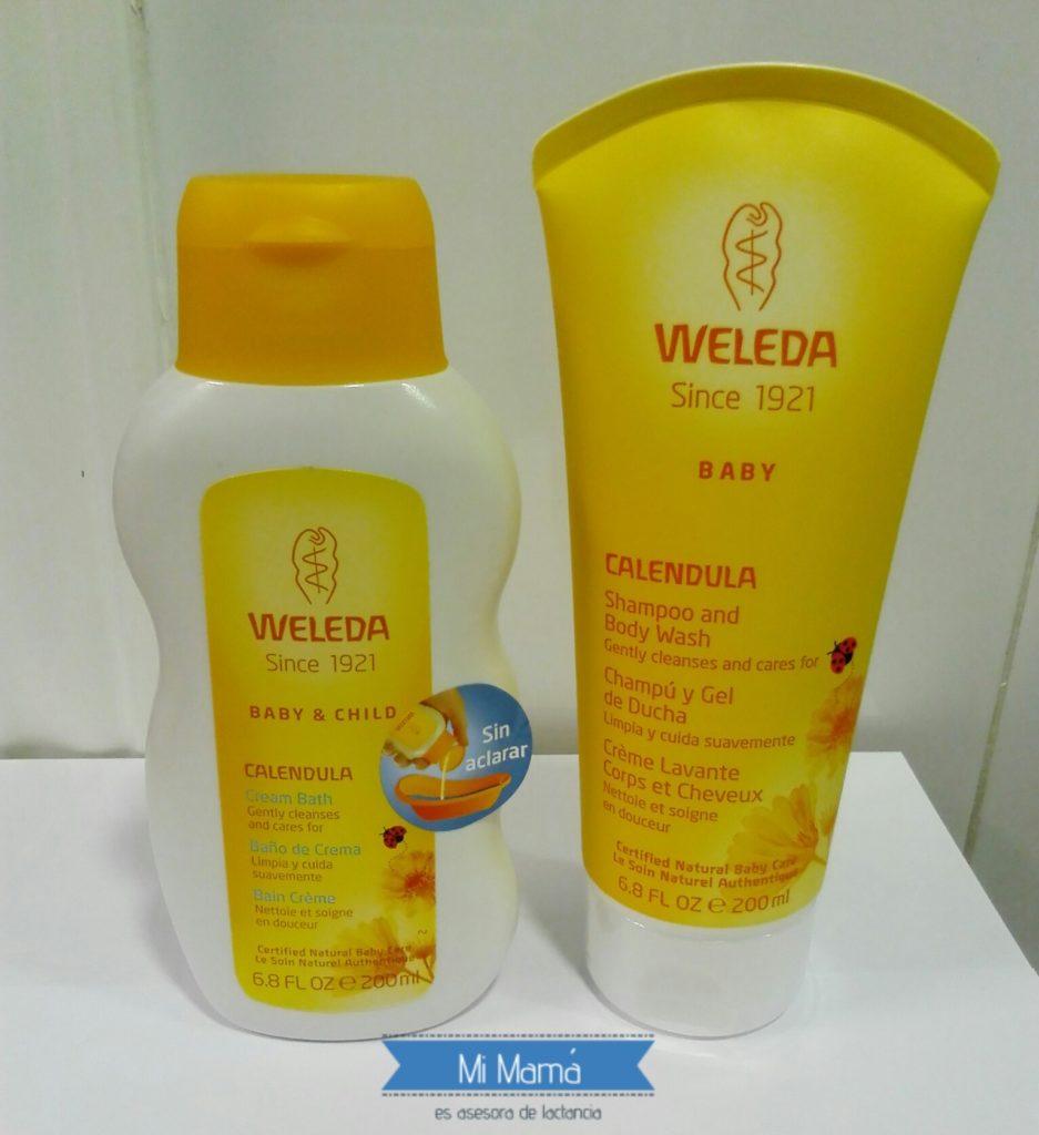 weledababy1 937x1024 - Weleda Baby, imprescindibles en el baño de mi bebé