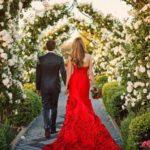 novia rojo 150x150 - Que las parejas de hoy en día no se casan? Tips para una boda Low Cost