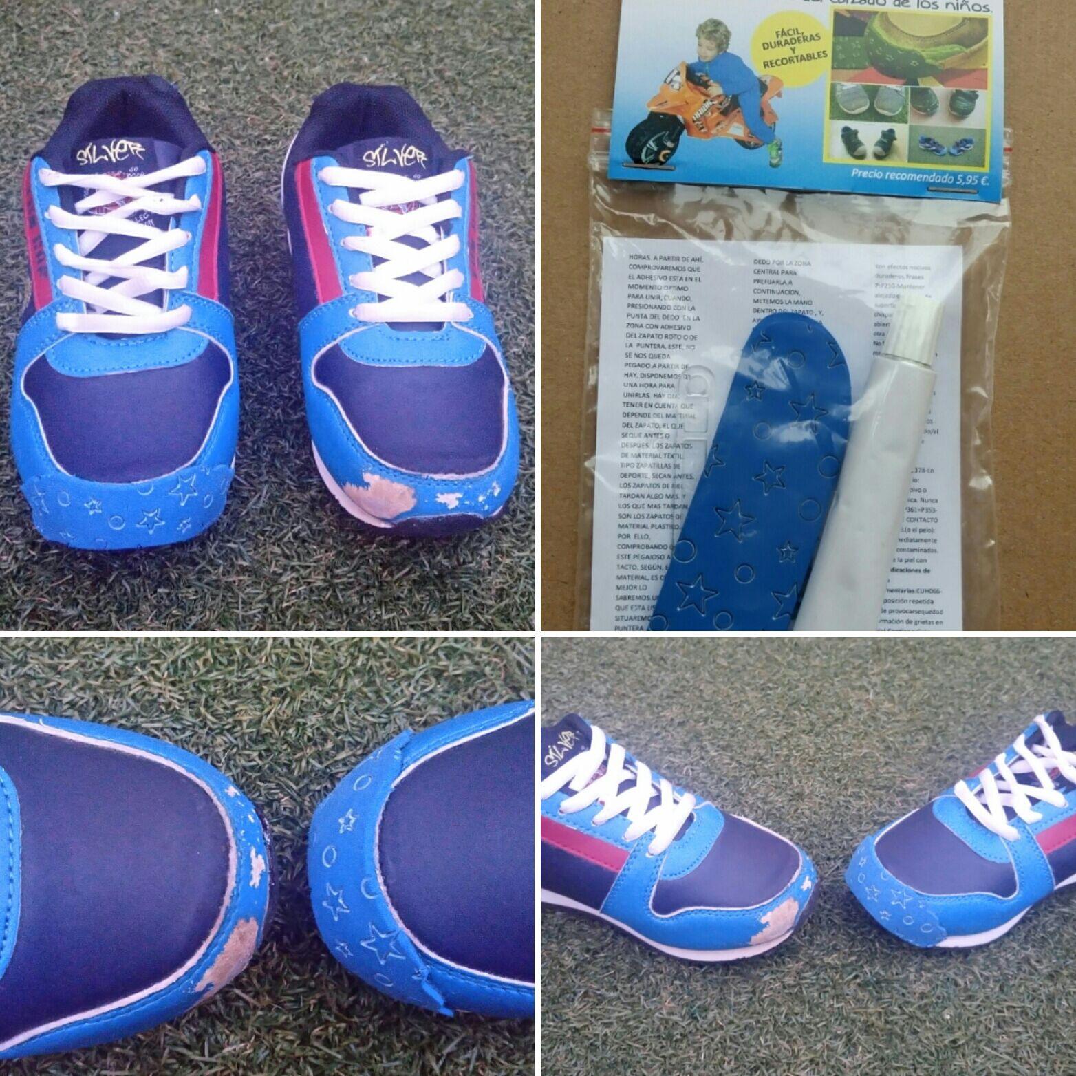 IMG 20170202 WA0015 - Punteras FootBrake. Cómo arreglar las zapatillas de tus hijos.