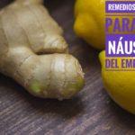 nauseas 1 150x150 - Remedios Caseros para las Nauseas del Embarazo