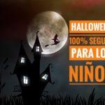 Halloween seguro portada. 150x150 - Halloween con niños, 100% seguro