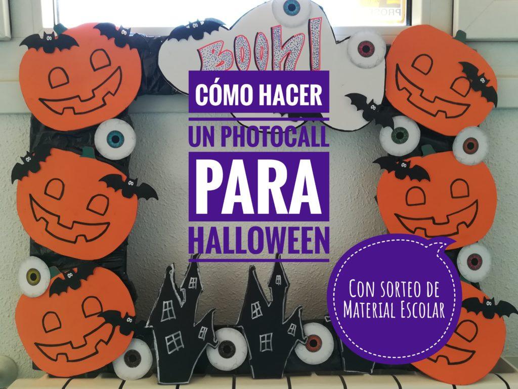 IMG 20171029 170648 02 1024x768 - Cómo hacer un photocall con cartón pluma para Halloween. CON SORTEO ^^