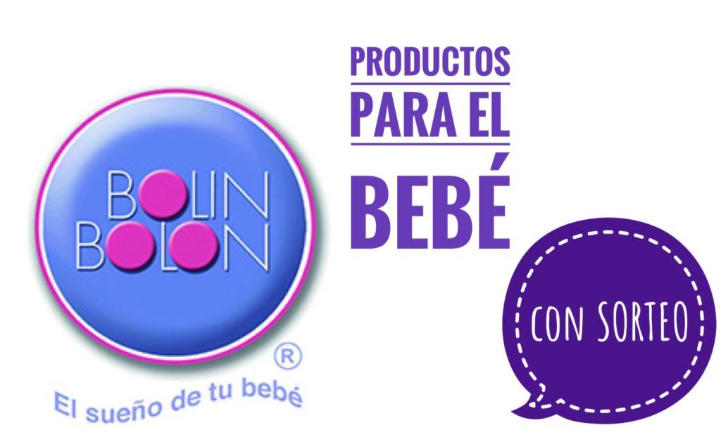 Bolin Bolon productos para el bebe con sorteo 1024x622 - Bolin Bolon. Productos para el bebé. Con SORTEO!