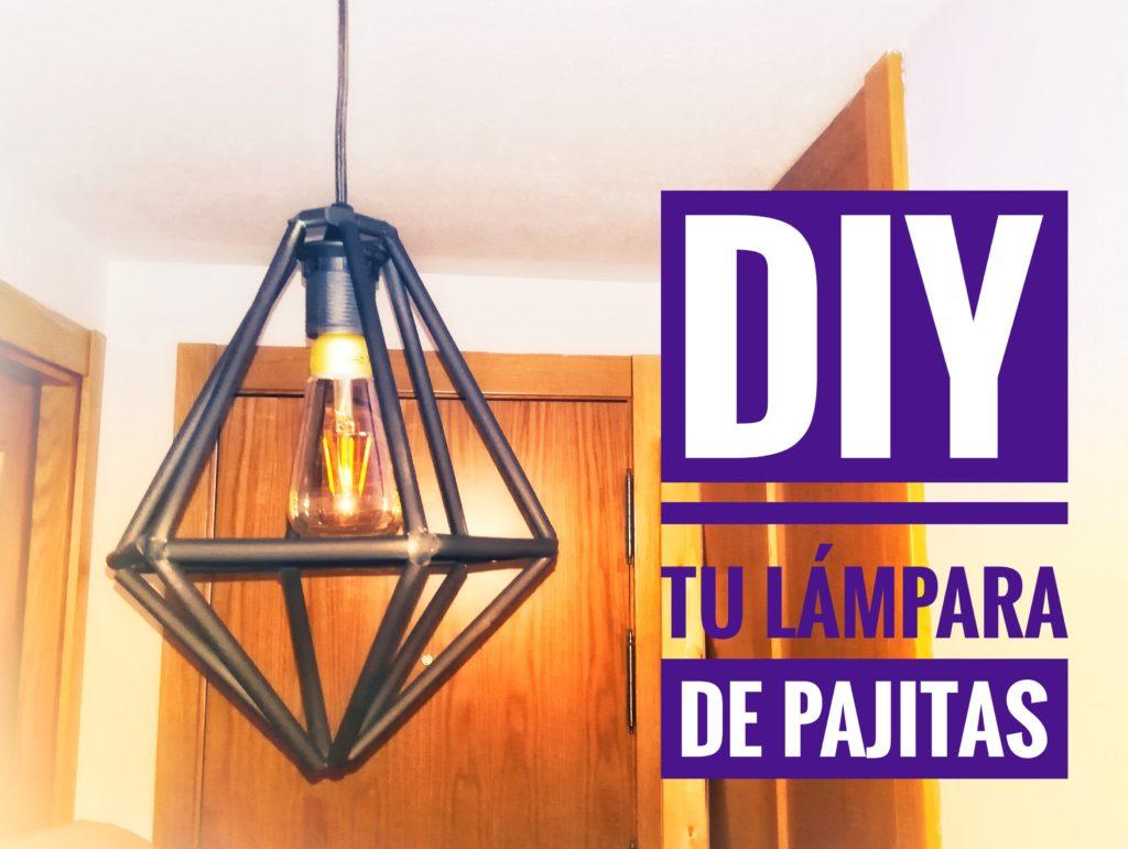 IMG 20171112 234615 02 1024x771 - Cómo hacer una lámpara con pajitas