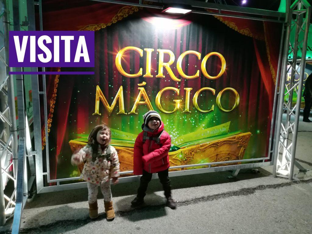 IMG 20171226 191717 01 1024x768 - Visita al Circo Mágico en Madrid