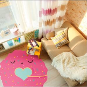 alfombras vinílicas 298x300 - Alfombras vinílicas para habitaciones infantiles. Motif