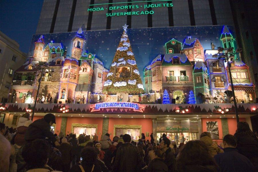 cortylandia 20071529875148 - Navidad con niños en Madrid