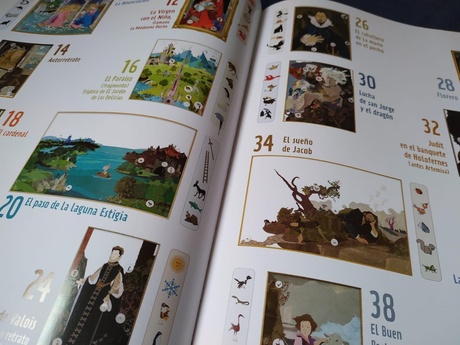 img 20181202 wa00091306366384 - Aprendemos arte con 16 cuadros muy, muy importantes del Museo del Prado
