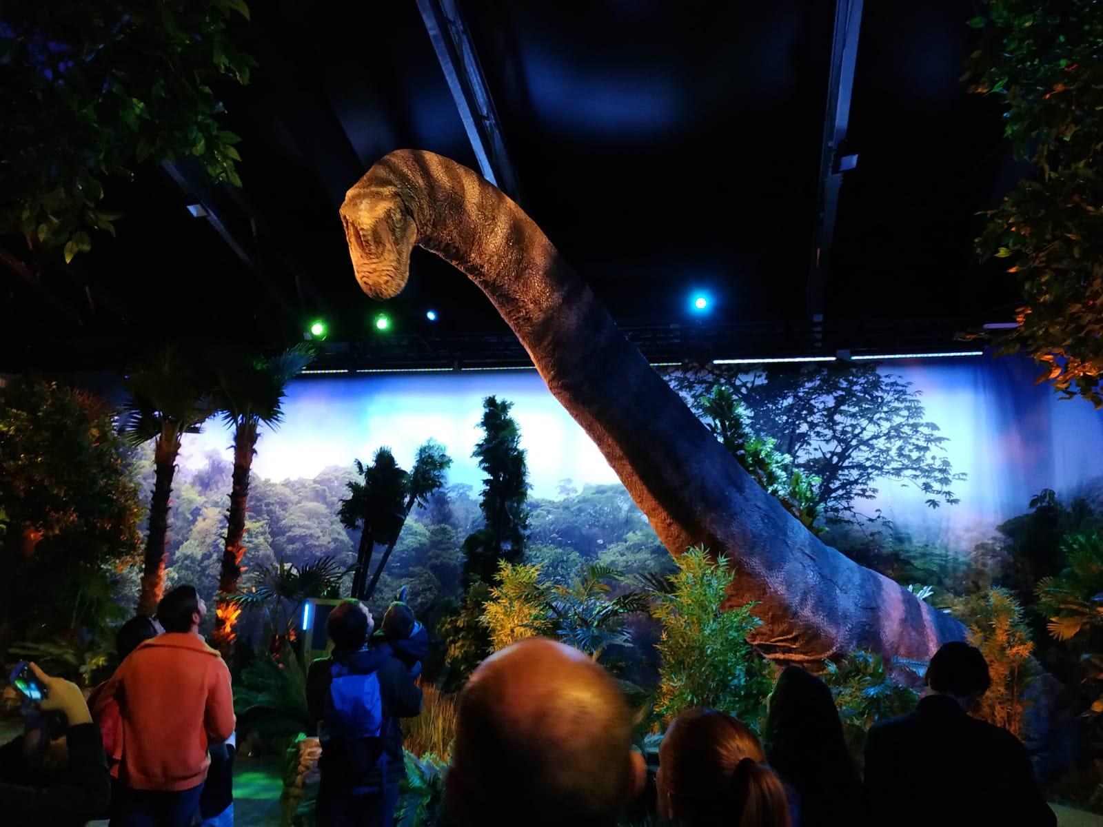 IMG 20190203 WA0027 - Visita a Jurassic World Exhibition en Madrid
