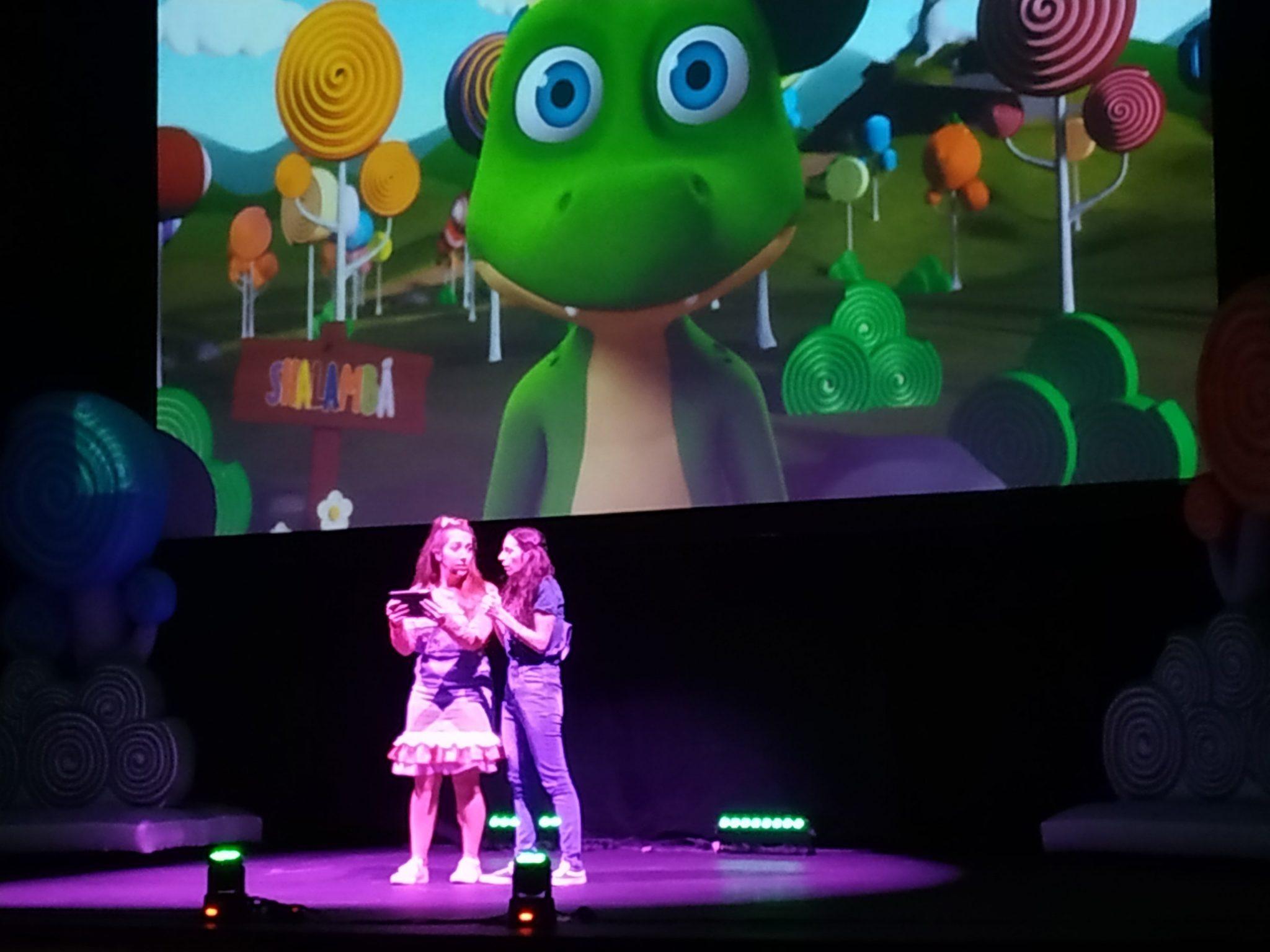 img 20190223 1209297514255564946772777 - Teatro para niños con El Maravilloso Mundo de Drilo