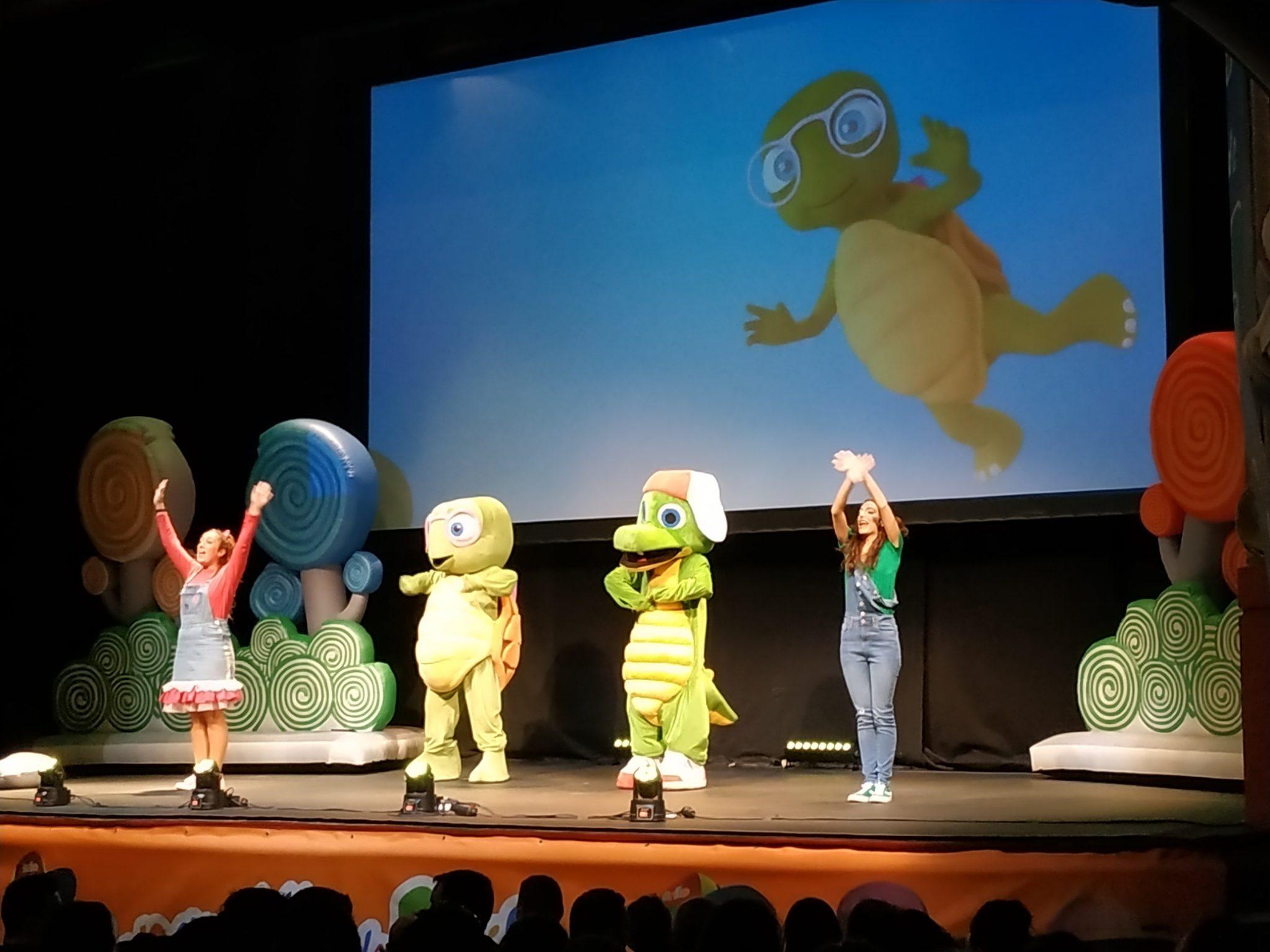 img 20190223 121602503038838514086725 - Teatro para niños con El Maravilloso Mundo de Drilo