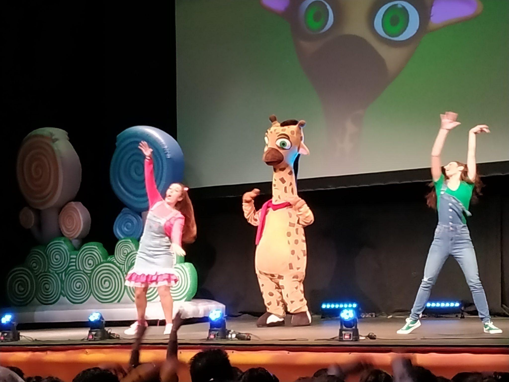 img 20190223 1240491888968411924440531 - Teatro para niños con El Maravilloso Mundo de Drilo