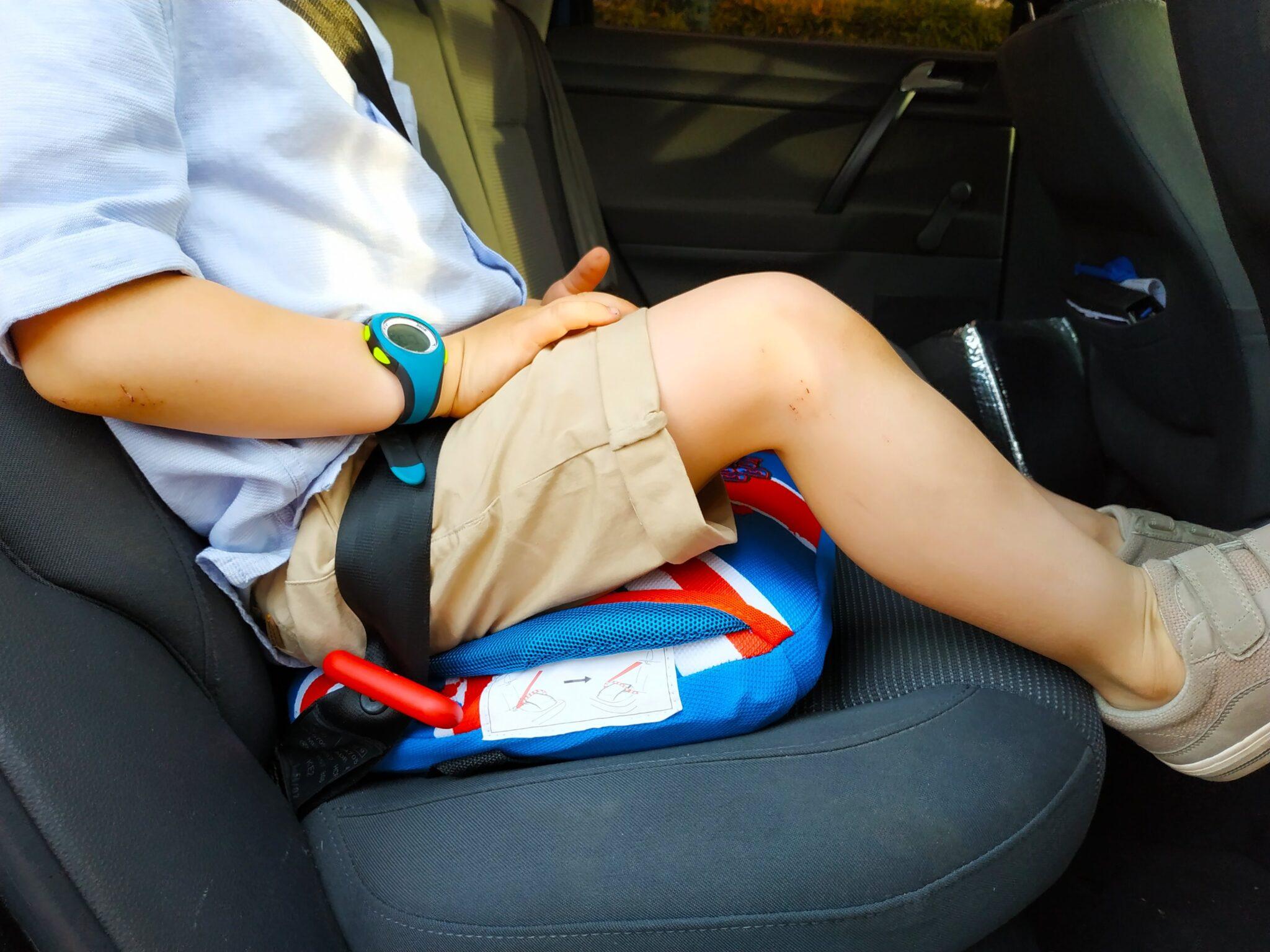 img 20190602 2014172560135389267936609 - Conoce el alzador de coche compacto Bubble Bum. Ideal para viajar!