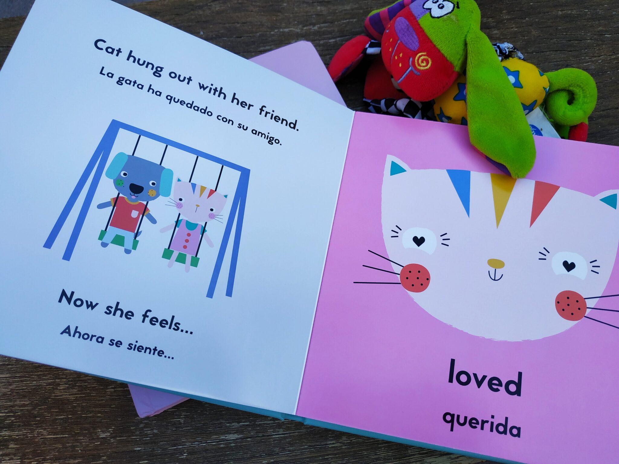 img 20191001 1233313792578303947081435 - Letras y emociones en inglés para niños