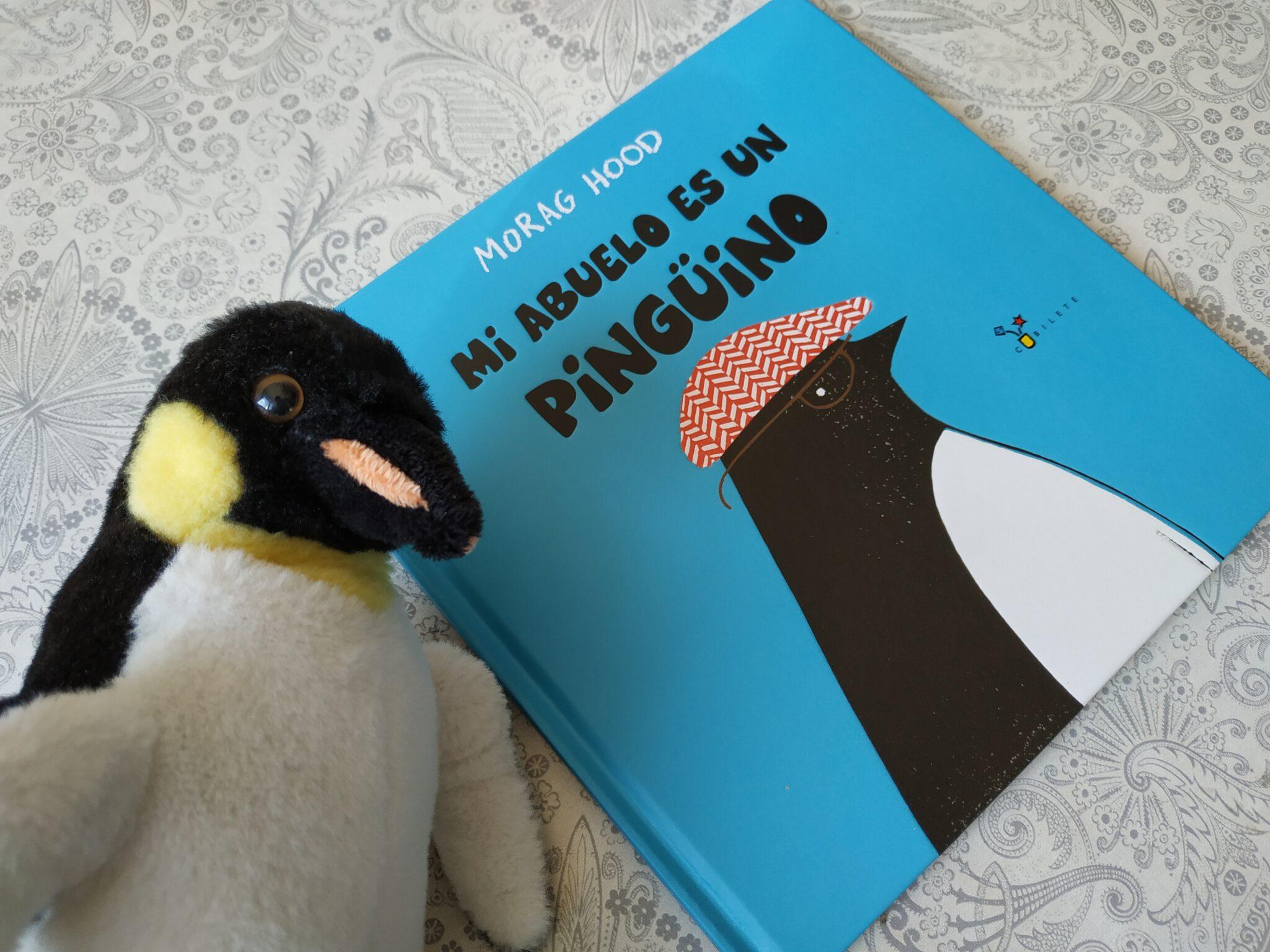 mi abuelo es un pingüino