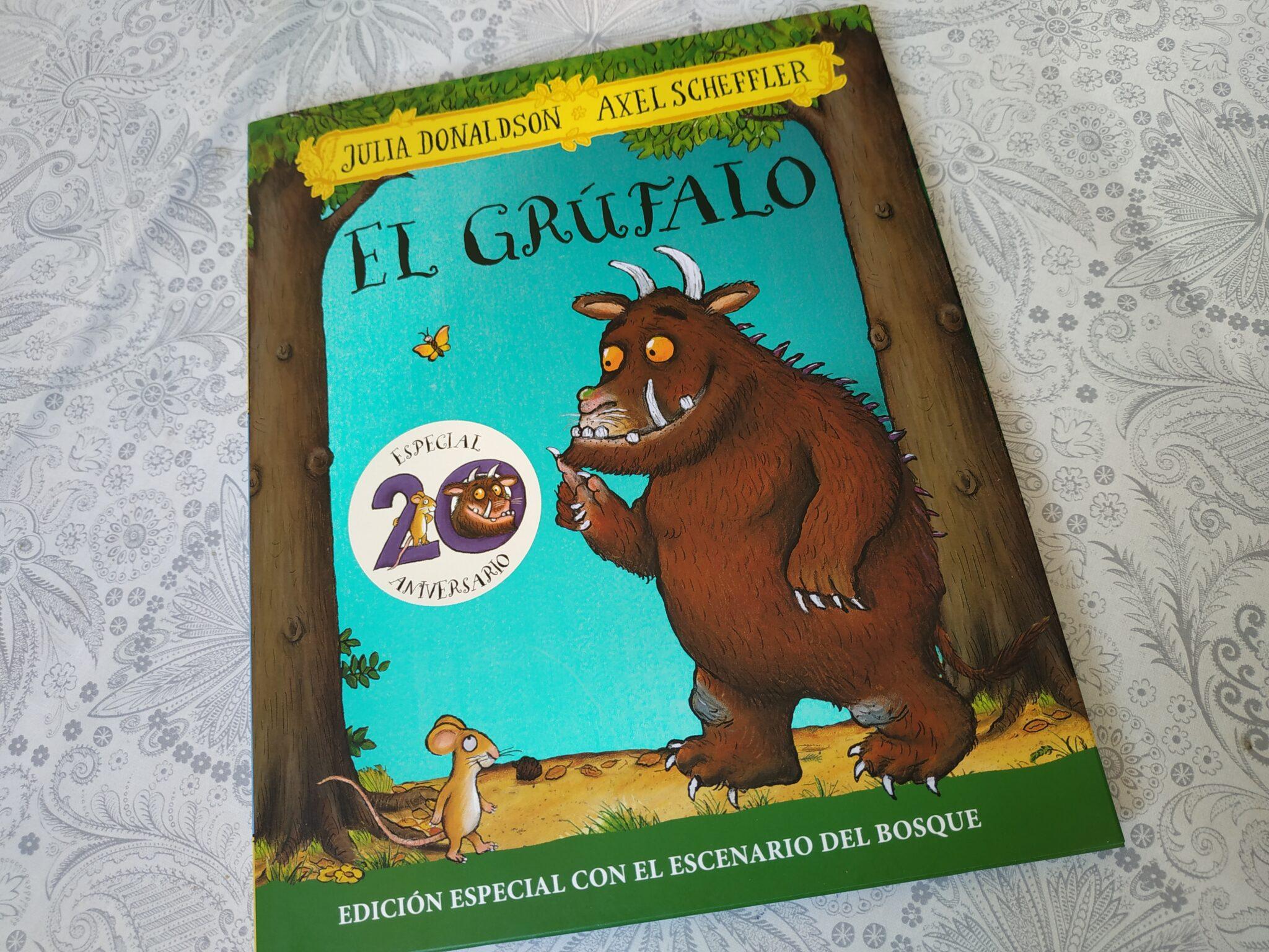 IMG 20191115 113447 scaled - 20 Aniversario de El Grúfalo