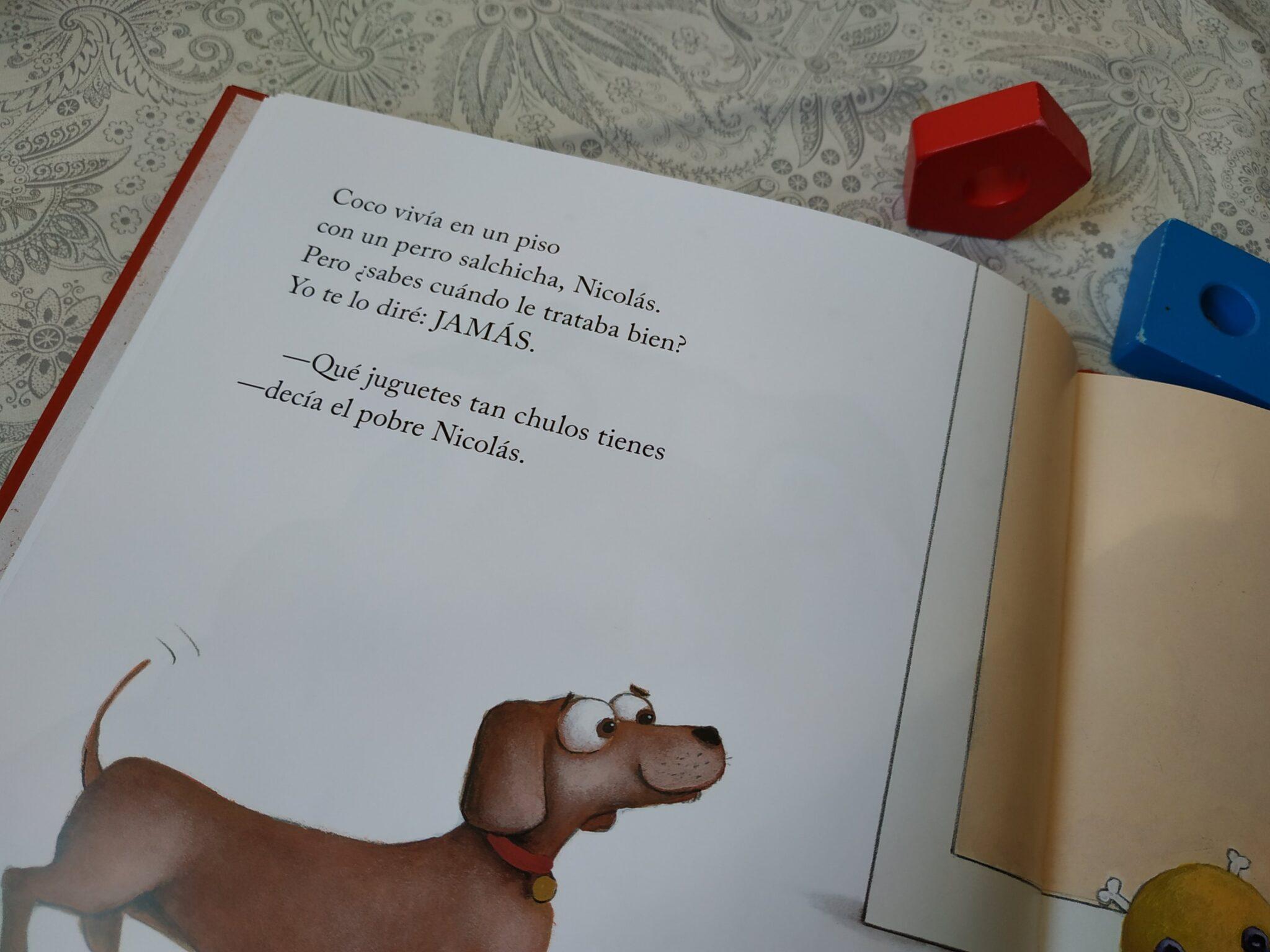 img 20191115 1128388027973879474652635 scaled - Aprende la lección con Coco el perro