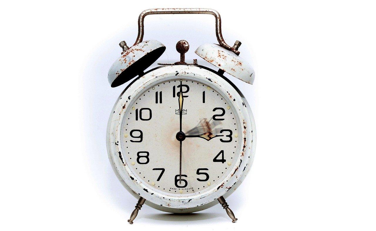 reloj - Cómo hacer ayuno intermitente