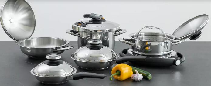 ollas amc - Cocina rápida y sana para toda la familia con AMC