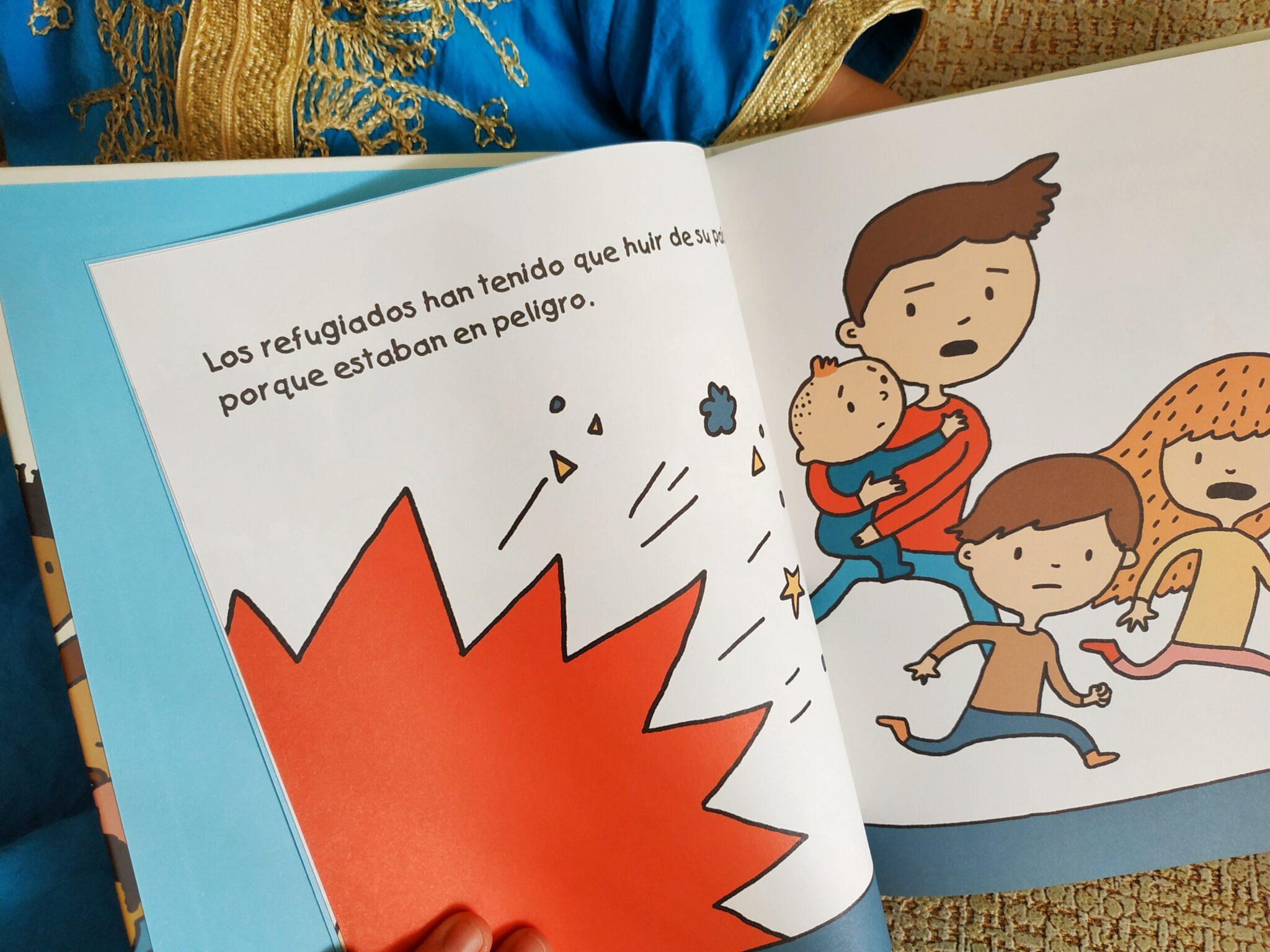 IMG 20200923 122954 01 scaled - Cómo explicar a los niños qué es un refugiado