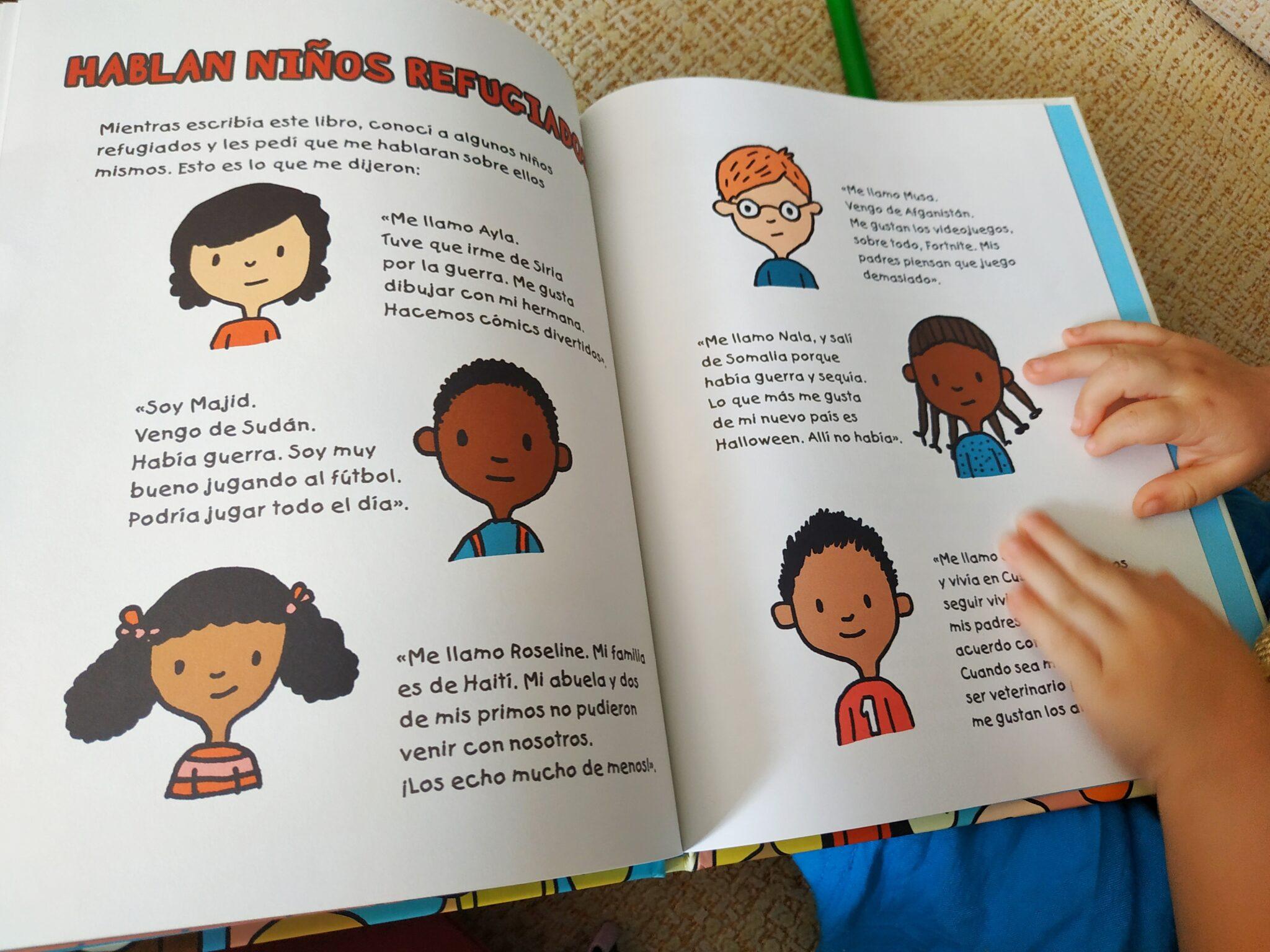 IMG 20200923 123101 01 scaled - Cómo explicar a los niños qué es un refugiado