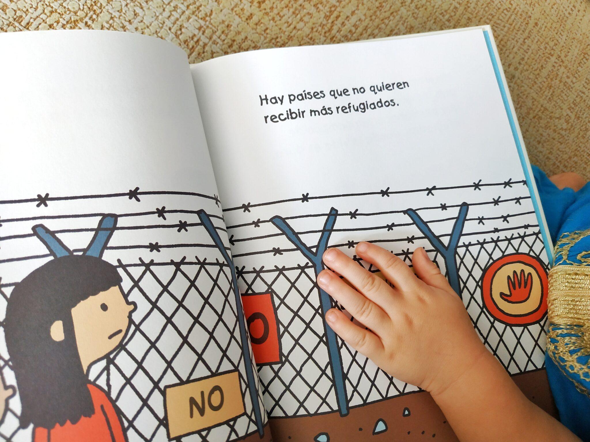 IMG 20200923 124032 02 scaled - Cómo explicar a los niños qué es un refugiado