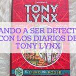 CON LOSLOS DIARIOS DE TONY LYNX