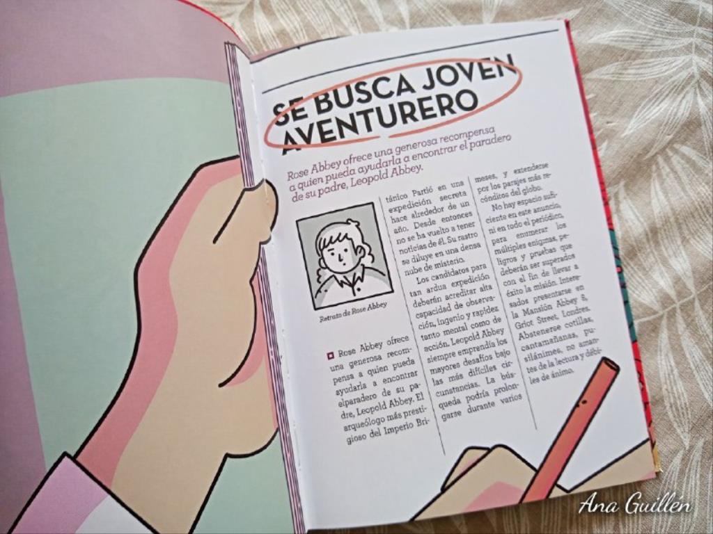 photo5929364844081951496 1024x768 1 - Jugando a ser detectives con Los Diarios de Tony Lynx