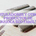 portada de post 2 150x150 - Rotuladores y otros productos de Carioca Eco Family