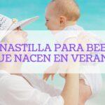 canastilla para bebés